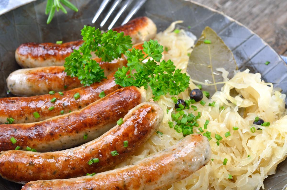 Außergewöhnliche Sommerrezepte: Besoffene Bratwurst aus Bayern