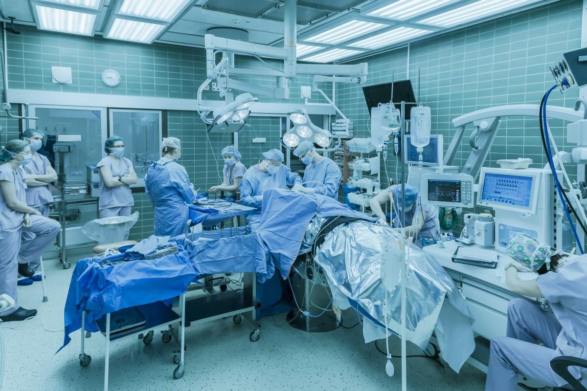 Vor- und Nachbehandlung von Operationen mit Schüßlersalzen