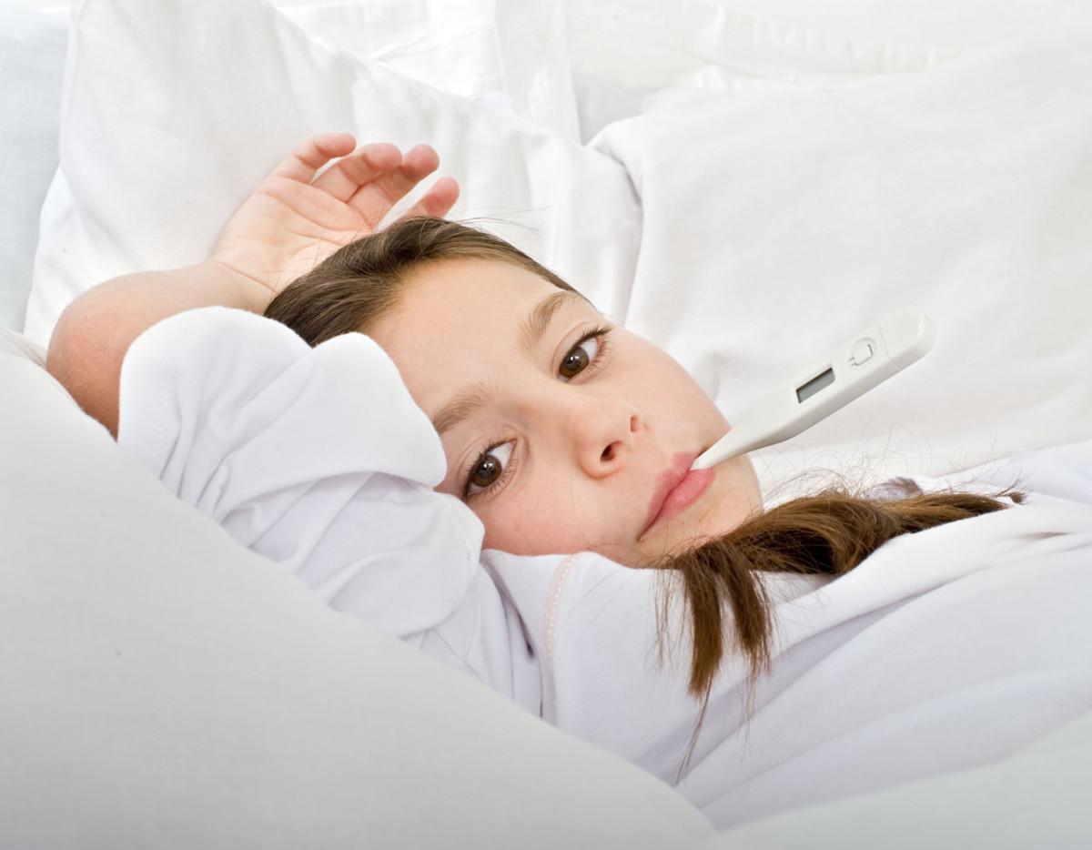 Symptome und Therapie von Pfeifferschem Drüsenfieber bei Kindern