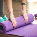 Die richtige Yogamatte: Einkaufstipps