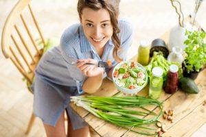 Ernährungstipps für Mischtypen