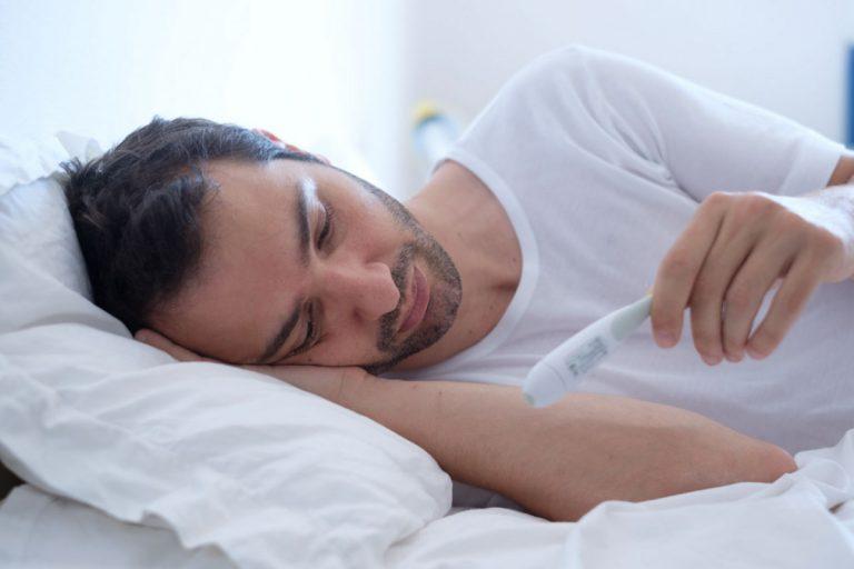 Wie können Sie Fieber senken?