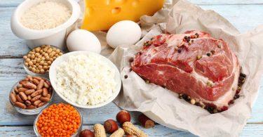 Ernährungstipps für Proteintypen