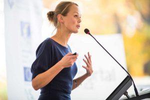 Sind Sie ein sicherer Redner? Diese Checkliste sichert Sie ab!