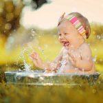 Diese Sommerspiele mag Ihr Baby