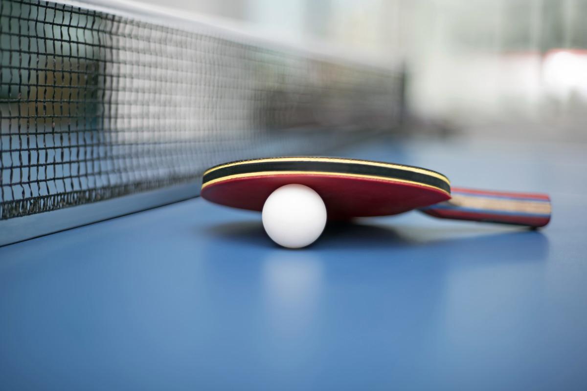 4 Übungen zur Verbesserung der Beinarbeit im Tischtennis