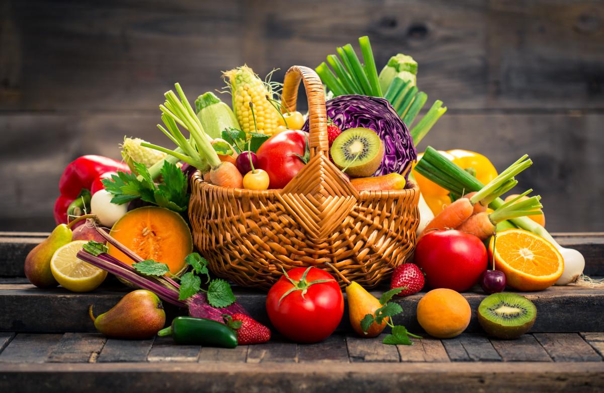 Take five a day: Obst und Gemüse essen leicht gemacht