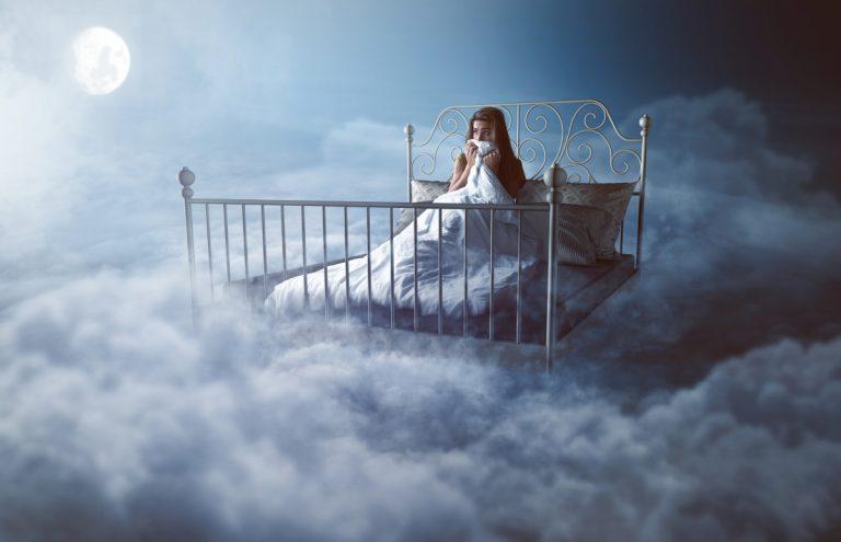 Horror in der Nacht: So werden Sie Ihre Albträume los