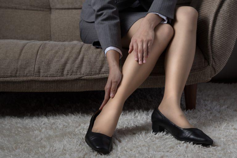 Tipps gegen geschwollene, dicke Beine am Arbeitsplatz