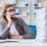 Büroorganisation: Platz auf dem Schreibtisch gewinnen mit der WWBA-Technik
