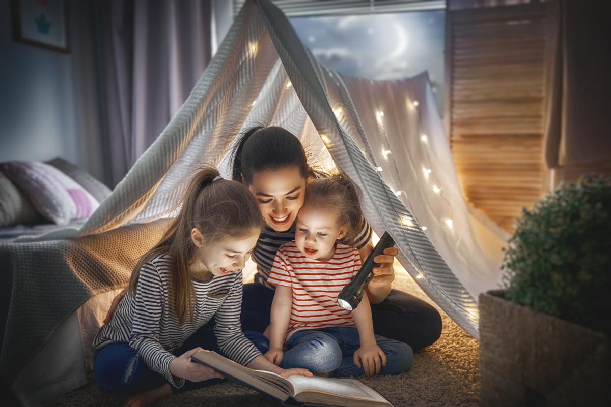 Kindergeschichten zum Vorlesen und Nachspielen in den Ferien