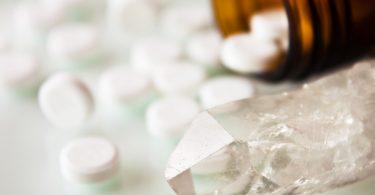 So wenden Sie das Schüßlersalz Nr. 22 Calcium carbonicum an