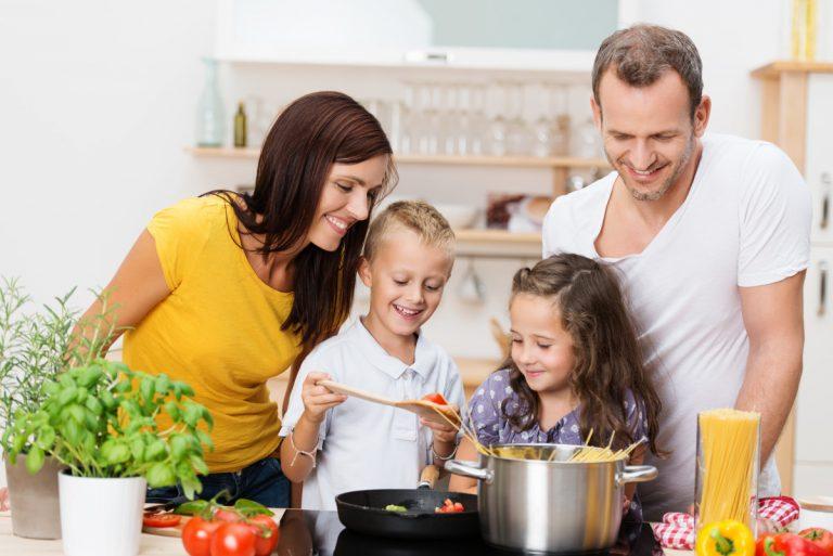 Tipps und Tricks: So essen Ihre Kinder gesund