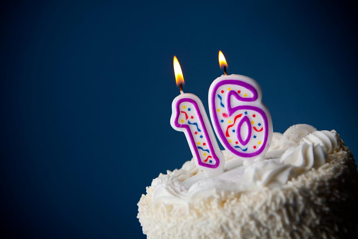 Endlich 16 – so wird keine Facebook-Party daraus
