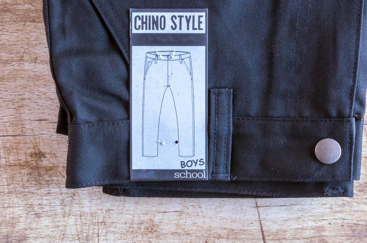 Was passt zur Chino-Hose?