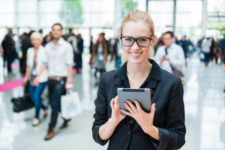 Vorteil von Karrieremessen: Erweitern Sie Ihr Netzwerk