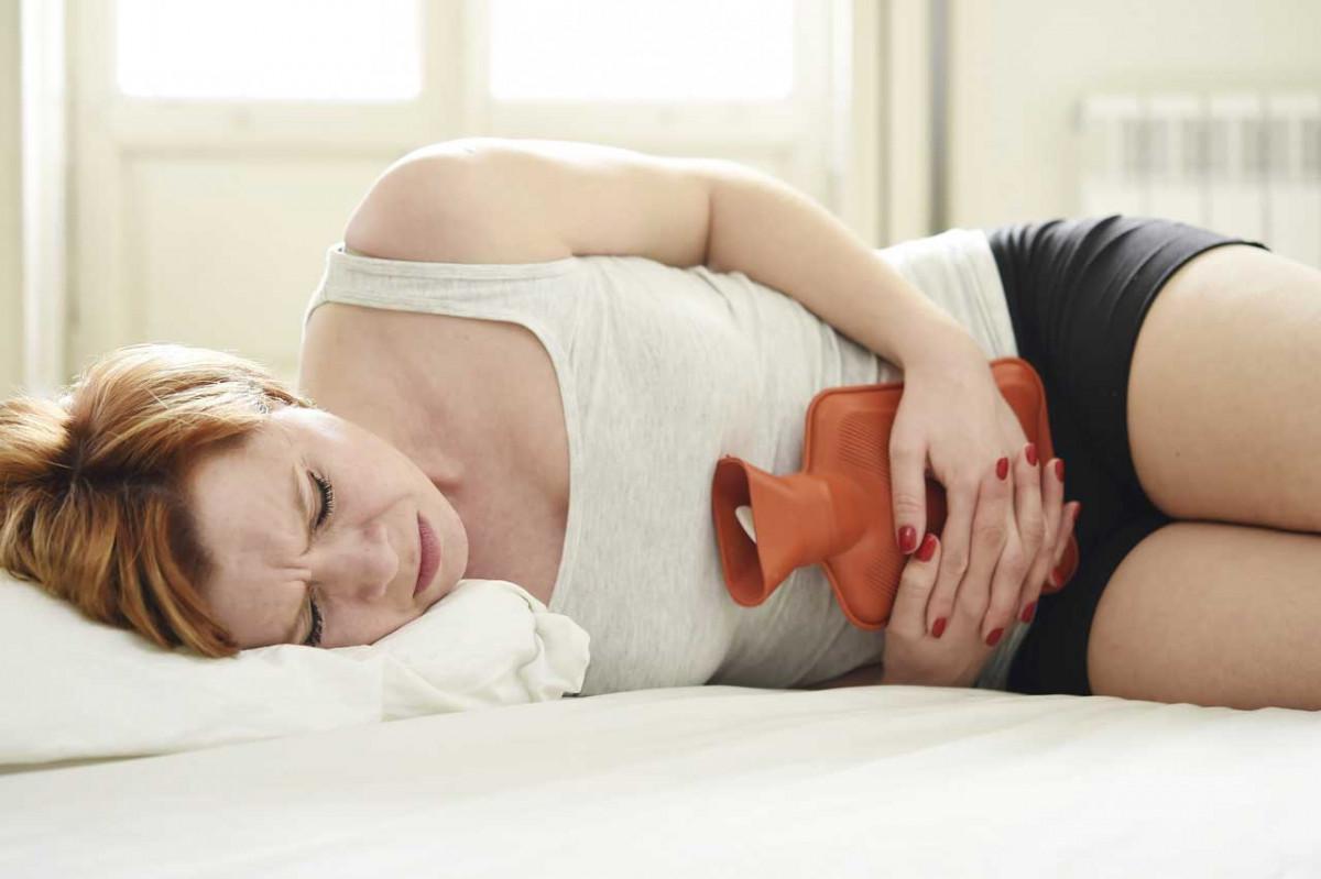 Menstruationsbeschwerden lindern