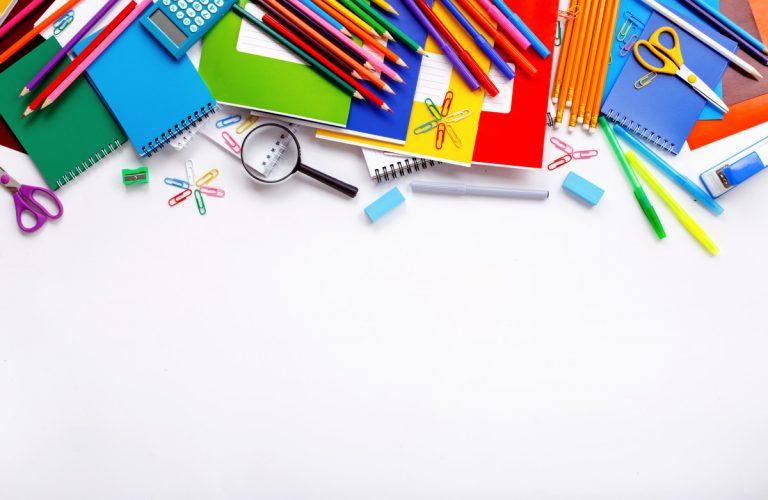 Fit für die Schule: Hefter einfach selber dekorieren