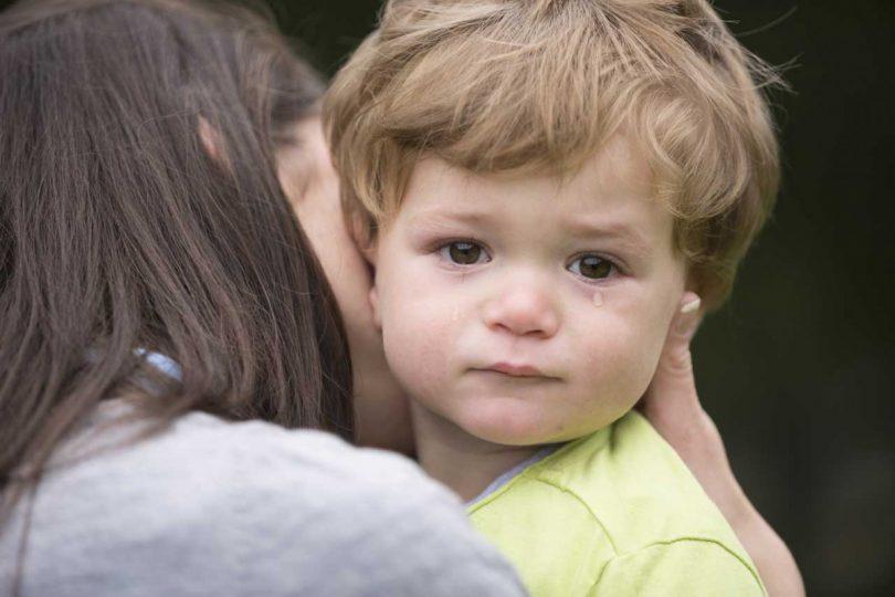 Trennungsängste bei Kindern homöopathisch behandeln