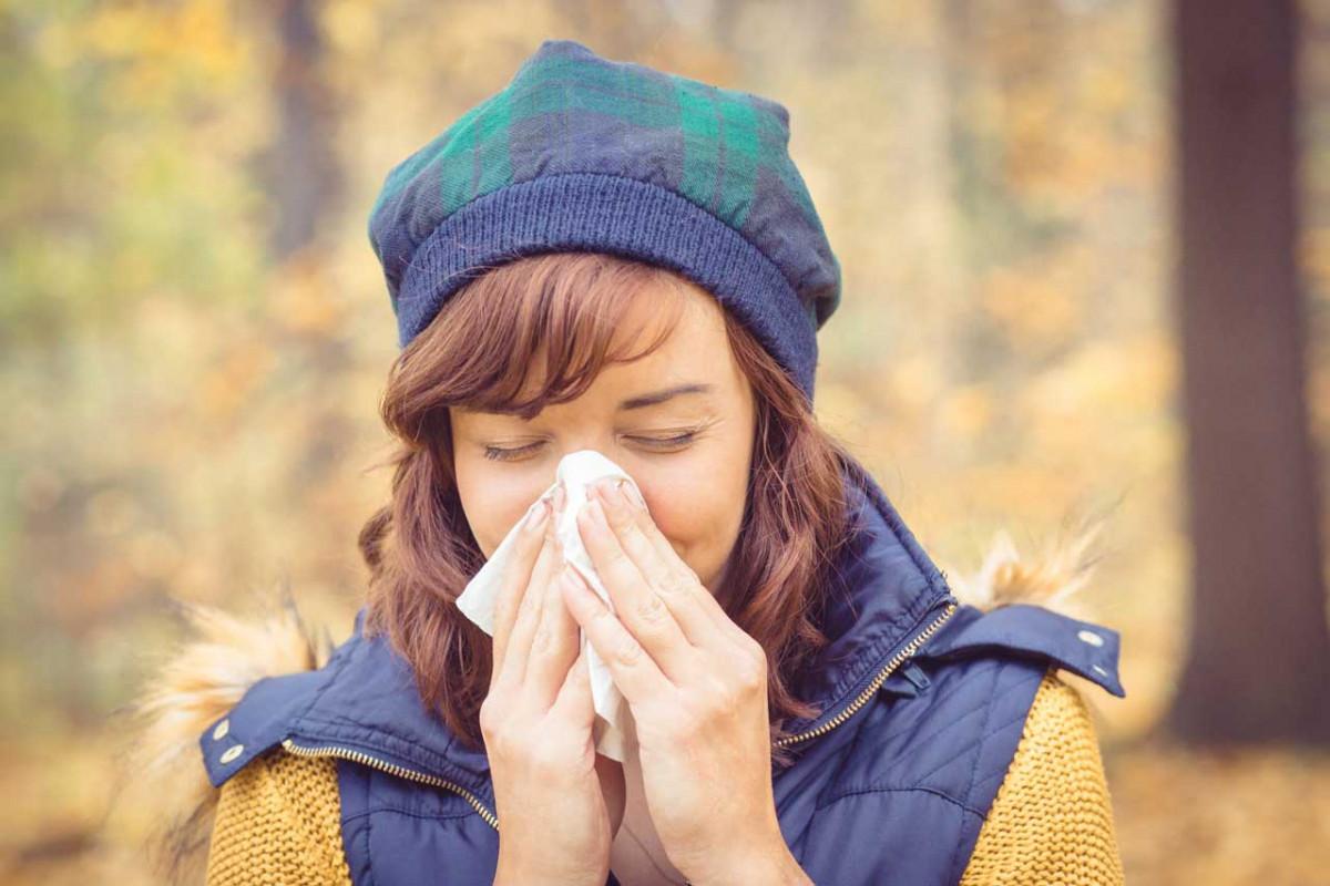 Das homöopathische Sticta pulmonaria bei verstopfter Nase einsetzen