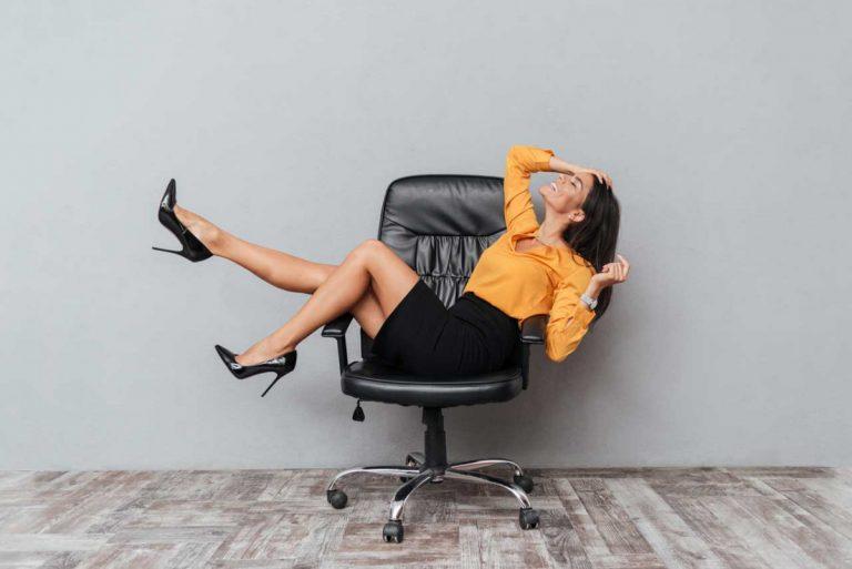 Fünf Schritte zu Ihrem ergonomischen Bürostuhl