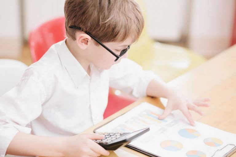 Schule: 4 Grundsätze, wie Ihr Kind Grafiken effektiv präsentiert