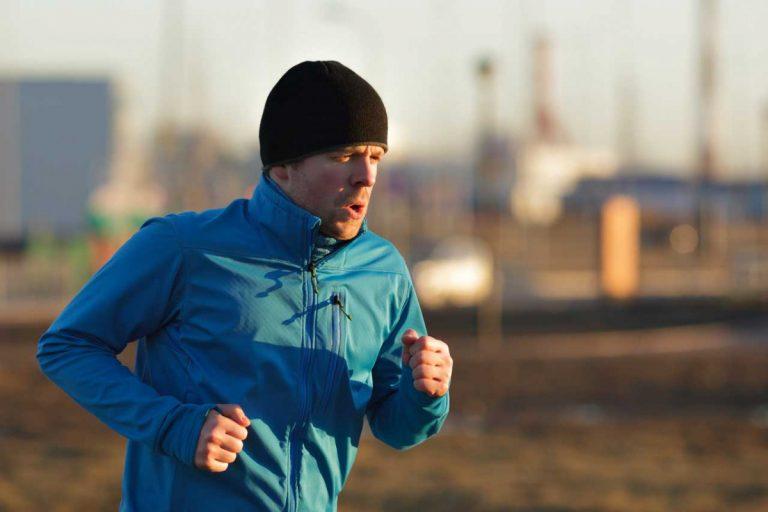Effizienter Laufen mit der Zwerchfellatmung