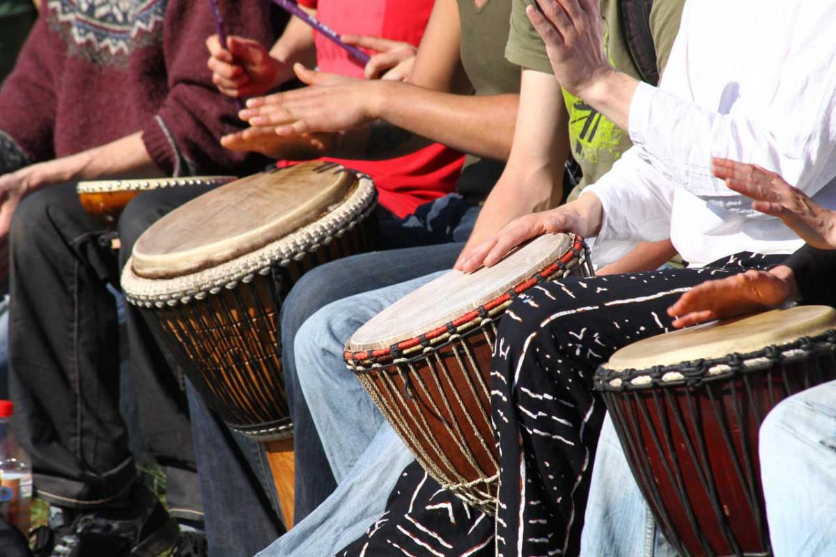 Bringen Sie Rhythmus in Ihr Leben