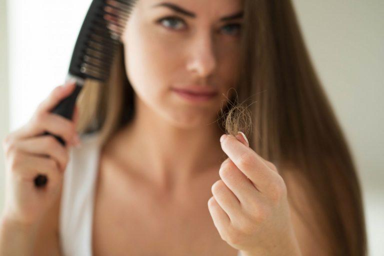 Haarausfall mit Schüßlersalzen behandeln