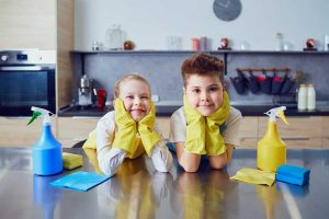 Die größten Irrtümer: Ich belohne mein Kind, wenn es mir im Haushalt hilft