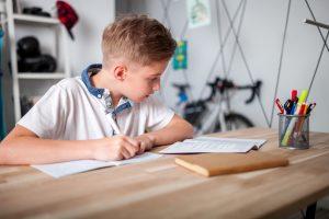 Hausaufgaben beim Schulstart: Step by step zur Selbstständigkeit