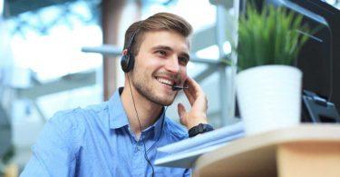 Telefonetikette: Machen Sie es dem Anrufer leicht!