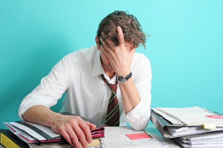 Tipps für weniger Stress in Ihrem Job