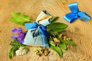 Herbstideen: Duftsäckchen selber nähen