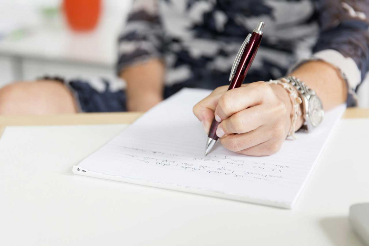 Bereiten Sie Ihre Gespräche immer schriftlich vor