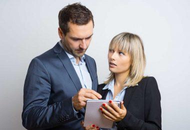 Durchschauen Sie als Frau die Rangordnung im Büro?