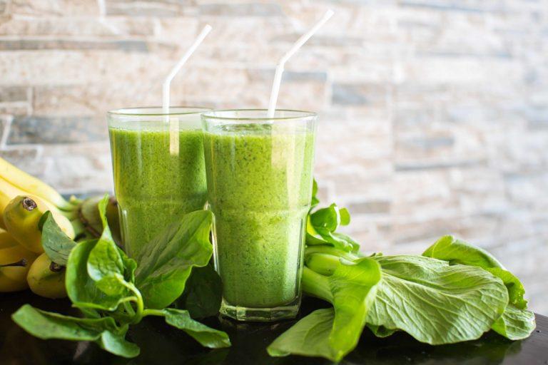 Grüne Smoothies: Vitale Frühstücksmahlzeit zum Abnehmen