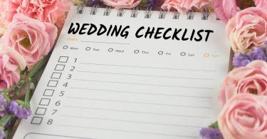 Checkliste: So planen Sie die Hochzeit richtig