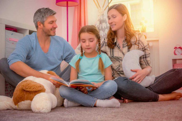 """""""Wie sag ich´s meinem Kind"""": Sexualerziehung in der Familie"""