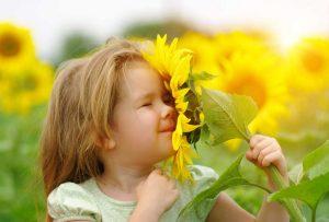 UV-Strahlung und ihre Wirkung auf junge Haut