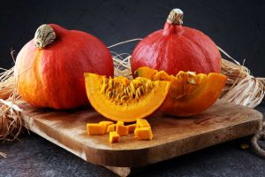 Mediterrane Herbstrezepte: Gorgonzola-Kürbis