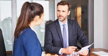 Einstellungsinterview: Interviewbogen erstellen