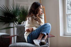 Wie Sie mit der Emotion Angst umgehen können