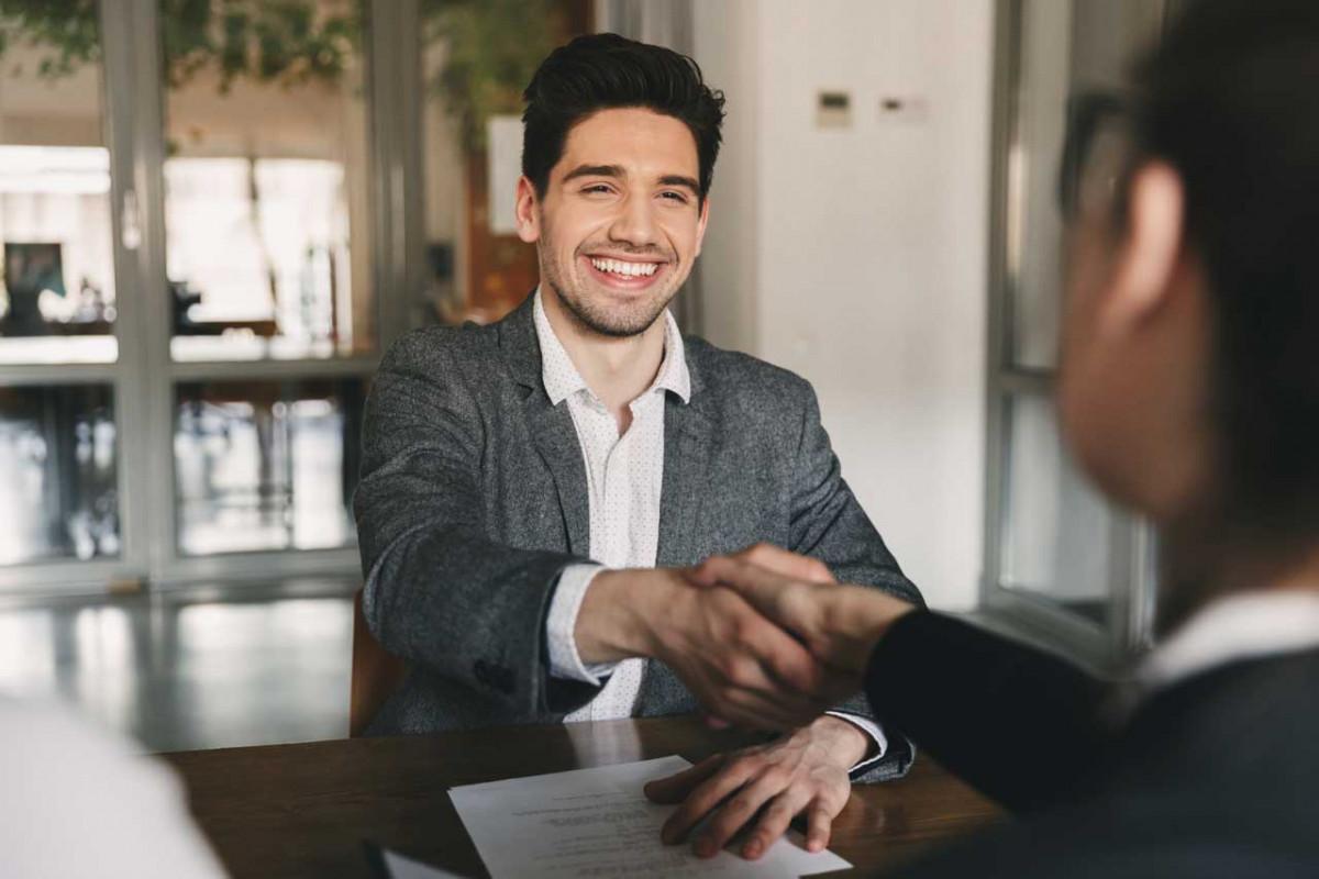 Einstellungsinterview: Wer wird eingestellt?