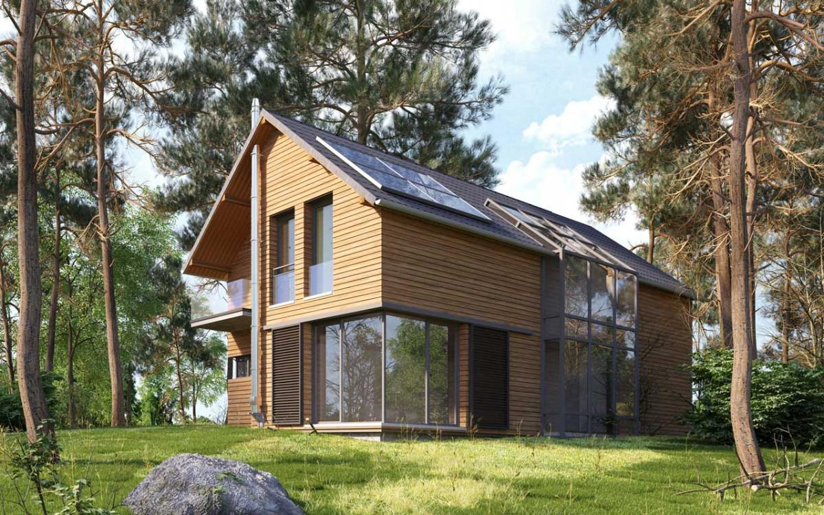 Ökologisches Bauen: Immobilien im natürlichen Kreislauf mit natürlichen Stoffen