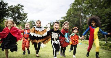 Kindergeburtstag feiern im Oktober und November