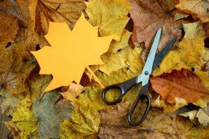 Gestalten und Basteln mit Papier zu jeder Jahreszeit
