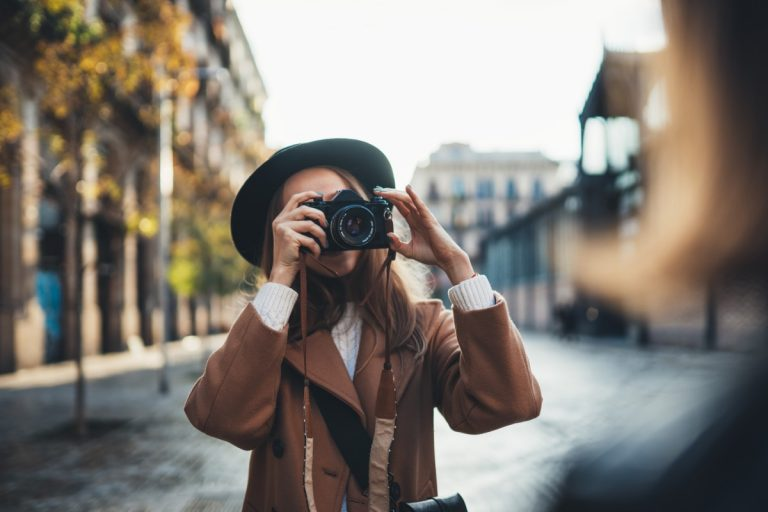 Kräftige Farben und mehr Sättigung für Ihre Herbstfotos