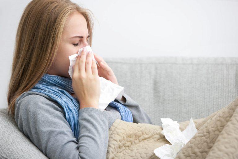 Freizeit-Krankheit: Mit der Ruhe kommt der Schnupfen