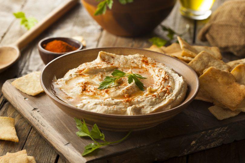 Libanesische Küche | Syrisch Libanesische Kuche Rezept Fur Hummus Kichererbsenpuree